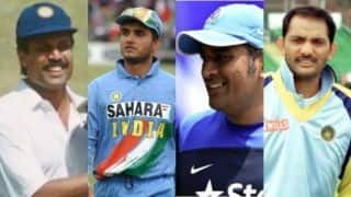 World Cup Countdown : विश्व कप में धोनी का शानदार रिकॉर्ड, जानिए अन्य भारतीय कप्तानों का सफर
