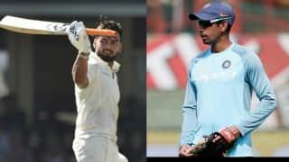 Rishabh Pant grabbed his chance with both hands: Wriddhiman Saha