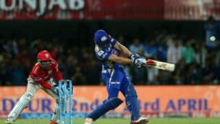 IPL 2017: Fifties from Buttler, Rana lead MI to 8-wicket win over KXIP in IPL 10, Match 22