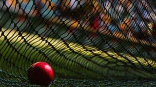 MUM 386/3   Overs 83   Live Cricket Score Mumbai vs Rest of India, Irani Trophy 2015-16, Day 1 at Brabourne Stadium: Stumps