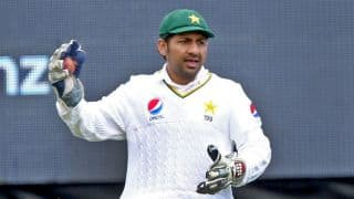 Sarfraz Ahmed denies Dinesh Chandimal's claims of winning test series due to witchcraft