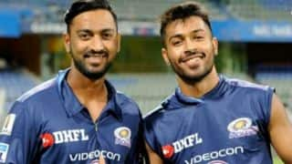 IPL 2017: Mumbai Indians' Pandya brothers, Hardik and Krunal, buy new home in Mumbai