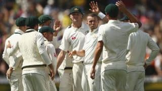 New Zealand vs Australia 2015-16: Peter Siddle ruled out of 2nd Test at Christchurch due to back problem