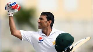 Younis Khan satisfied after retiring on a high