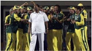 Australian team disrespect Sharad Pawar after winning 2006 ICC Champions Trophy, watch video
