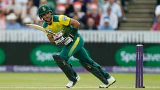 Reeza Hendricks scores 173, Tabraiz Shamsi picks up 4-for as clinical South Africa A thrash Afghanistan A by 164 runs