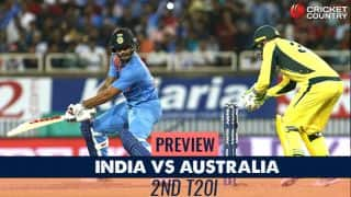 IND vs AUS, 2nd T20I, Preview and Likely XI: Visitors eye renewed fortunes at new stadium