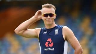 Tom Curran out for the season