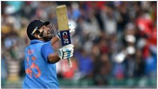 Rohit Sharma has ability to hit triple Century in ODIs, feels Aakash Chopra
