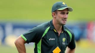 Mitchell Marsh: This is a big opportunity for me
