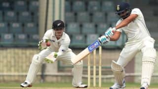 India set 434-run target for New Zealand