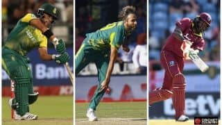 2019 World Cup tracker: JP Duminy latest to announce ODI swansong