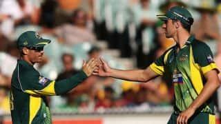 India vs Australia: David Warner backs Pat Cummins to lead attack in absence of Mitchell Starc