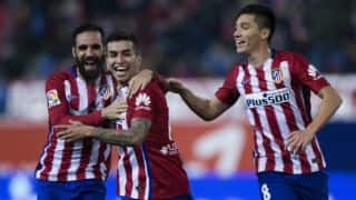 La Liga 2015-16: Atletico Madrid stay atop table, Barcelona and Real Madrid win respective games