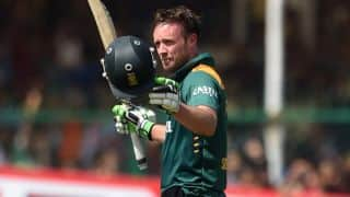 De Villiers surpasses Kohli to become No. 1 ODI batsman