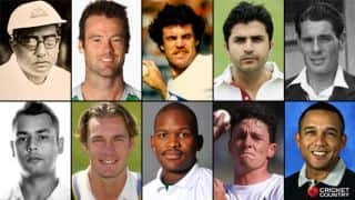 We are the Inglorious: Most undeserving Test XI of all time