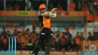 SRH VS DD, IPL 10: Sitting on the bench for the first few games is part and parcel, says Kane Williamson