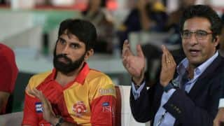 Live Cricket Score, PSL 2017, Lahore Qalandars vs Islamabad United at Sharjah: Qalandars win by 1 wicket