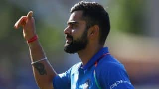 Kohli refuses to endorse products he does not use