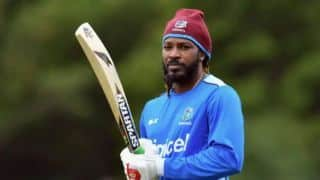 ICC CRICKET WORLD CUP 2019: Chris Gayle disappointed to end without making it to semi finals
