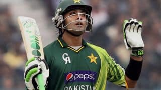 ICC World T20 2014: Mohammed Hafeez urges fans to accept Pakistan's ouster gracefully