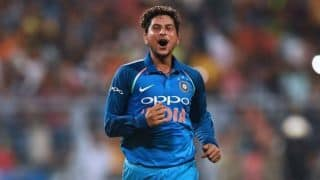 Kuldeep Yadav becomes 2nd-fastest Indian to 50 ODI wickets
