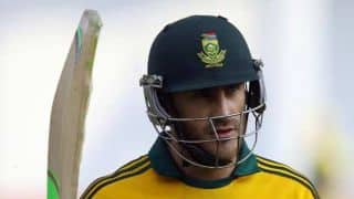 Faf du Plessis' record breaking series in Zimbabwe: Stats highlights