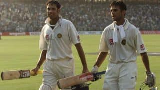 VVS Laxman's 281 at Eden Gardens is the greatest innings played by an Indian cricketer:Rahul Dravid