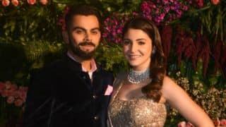 Video and photo: Virat Kohli, Anushka Sharma's reception at Mumbai's St Regis