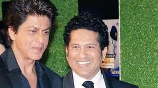 Shahrukh turns 52: Cricketing Fraternity wishes 'King of Bollywood'