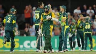 Australia vs South Africa 2014, 3rd ODI Highlights