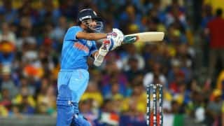 India off to a slow start in 2nd ODI against Zimbabwe at Harare