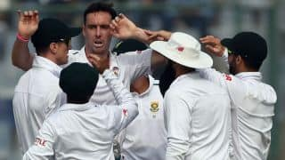 Kyle Abbott: Dale Steyn's advice helped me get accustomed to sub-continent pitches