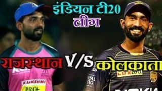 IPL 2019, Rajasthan vs Kolkata: Sawai Mansingh Stadium, Match updates