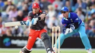 Brendon McCullum helps Team Rugby beat Blackcaps in T20 Black Clash