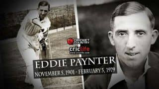 Eddie Paynter: 15 facts about the Englishman who became a legend even after starting late