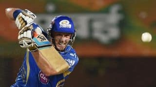 Lahore Lions restrict Mumbai Indians to 135/7 in CLT20 2014 2nd Qualifier match
