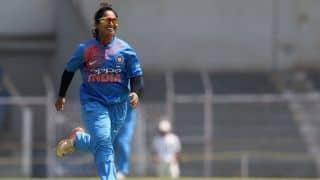 तीसरा टी20: अनुजा पाटिल-हरलीन देओल की जोड़ी ने इंग्लैंड को 119/6 पर रोका