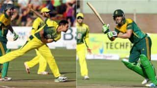 Key clashes in South Africa vs Australia tri-series final