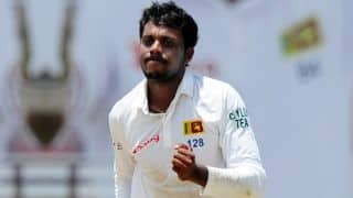 Tharindu Kaushal cleared to bowl off-spinners by ICC; Doosra still banned