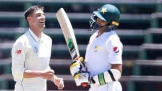 3rd Test, Day 2, Lunch report: Duanne Olivier breaks stubborn Pakistan stand