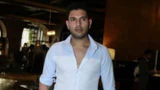 Yuvraj Singh turns rapper for upcoming single