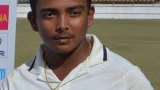 India U-19 skipper Prithvi Shaw included in Mumbai's Vijay Hazare Trophy squad