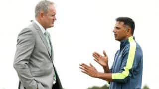 IND U-19's preparations largely driven by them, not by us as a coaching team, reveals Dravid