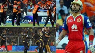 IPL 7 playoffs: What teams need to do to seal spot in top four of points table
