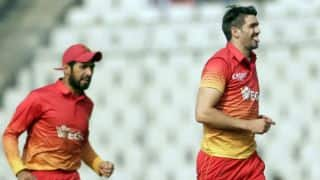 ICC World Cup Qualifiers 2018: Graeme Cremer calls Zimbabwe's win over Ireland as game of his career