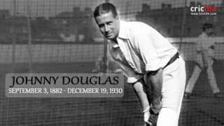 Johnny Douglas: 9 lesser-known facts about England's most versatile sportsman