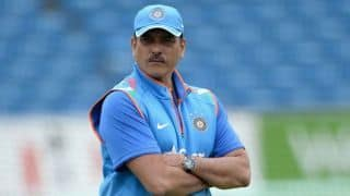Sourav Ganguly breaks his silence on Ravi Shastri