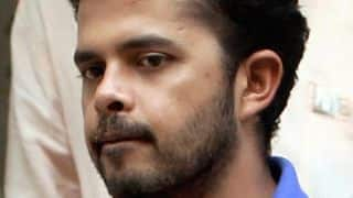 S Sreesanth gets backing from Kerala Chief Minister