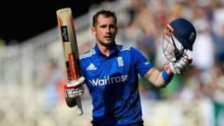 हेल्स ने जमाया तूफानी शतक, भारतीय गेंदबाज ने पूछा 'नाश्ते में क्या खाया था''
